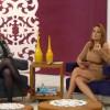 Confira as imagens de Suely Buriasco no programa A Tarde é Show