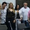 Confira os bastidores da participação de Suely Buriasco o Gente que Fala