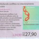 Saraiva destaca Mediando Conflitos no Relacionamento a Dois na quinzena do autoconhecimento