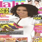 Suely Buriasco fala sobre seu novo livro em matria de capa da Revista Malu