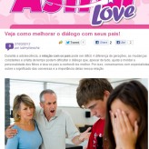 Suely Buriasco fala ao portal da revista Astral Love