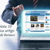 Site Nota 10 publica artigo de Suely Buriasco