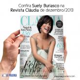 Suely Buriasco na Revista Cláudia