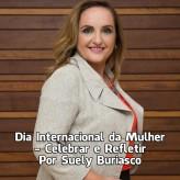 Dia Internacional da Mulher – Celebrar e Refletir