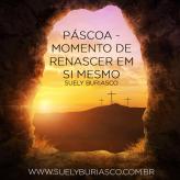 Páscoa – Momento de renascer em si mesmo