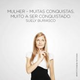 Mulher – Muitas conquistas, muito a ser conquistado
